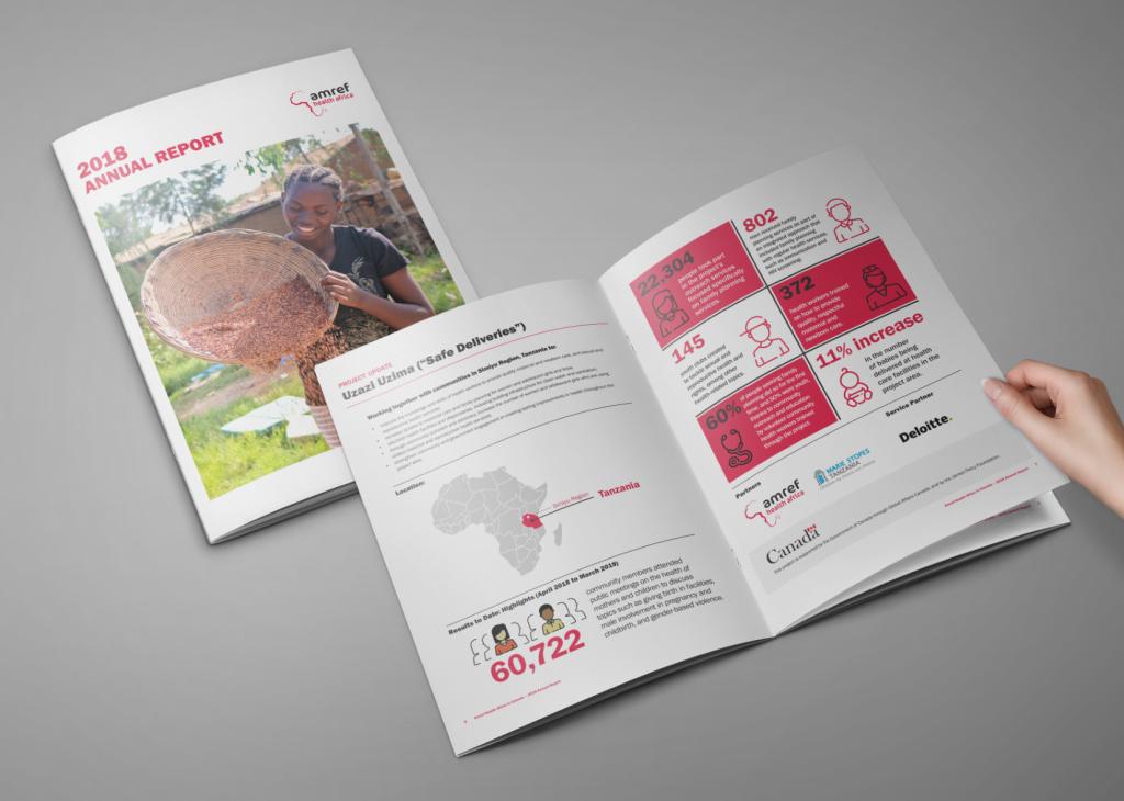 Annual Report Amref