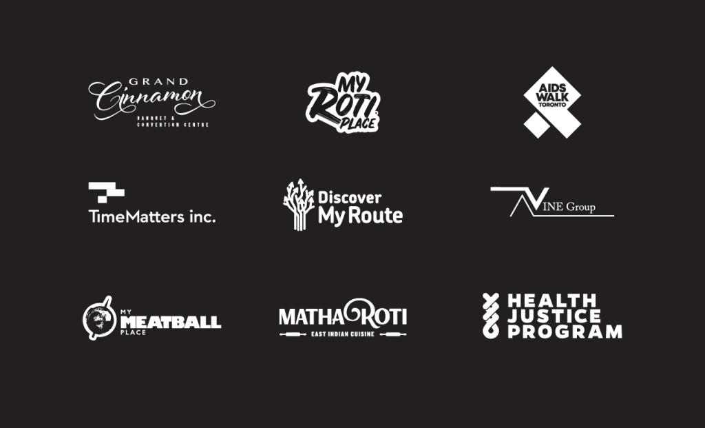 C&D group Logo showcase